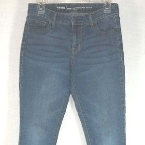 OLD NAVY jeans Stretch Mid Rise Super Skinny